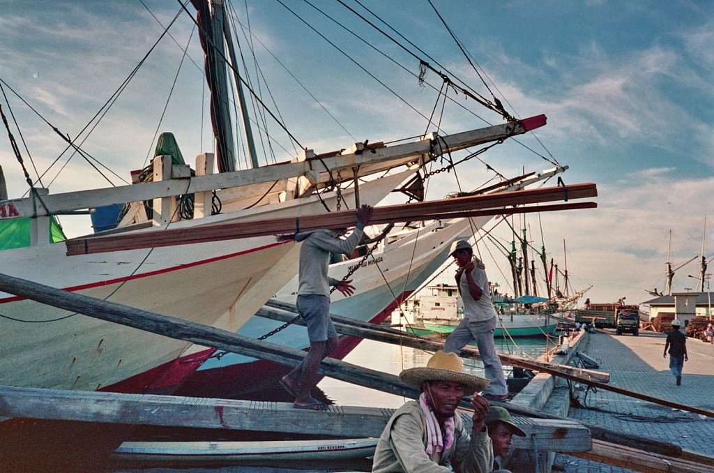 INDONESIE (1991)